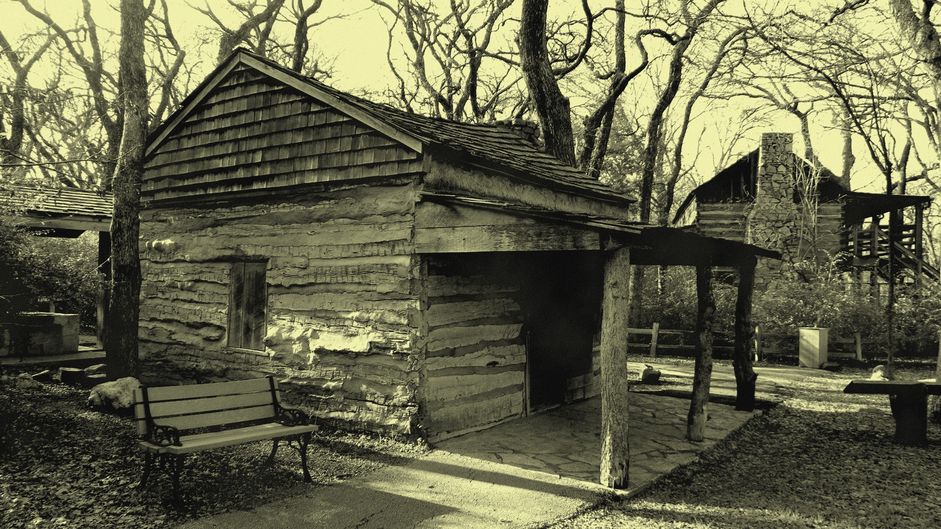 Wonderful image of Log Cabin Village Things to Do in Dallas With Kids with #B3B318 color and 1920x1080 pixels
